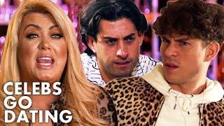 WEIRDEST TOWIE Dates? With Joey Essex, Gemma Collins & More - Pt. 1| Celebs Go Dating