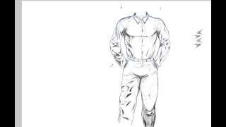 How to Draw Shirts And Pants - Video