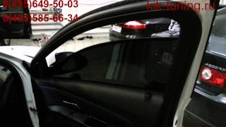 Автоматическая тонировка Chevrolet Cruze