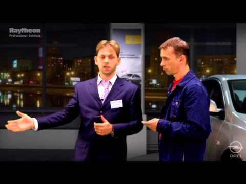 OPEL Процесс консультативной продажи