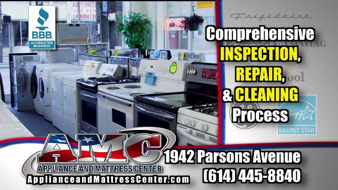 Appliance And Mattress Center New Scratch Dents Call 614 445 8840