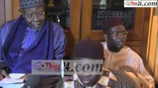 Al Amine, Idrissa Seck et le téléphone de Doudou Keinde Mbaye (21 mars 2017)