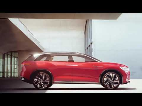Volkswagen Says This I.D. Roomzz Electric SUV Concept Will Be Out in 2021