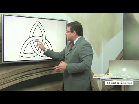 TEOLOGIA FÁCIL #1: Como explicar a Trindade