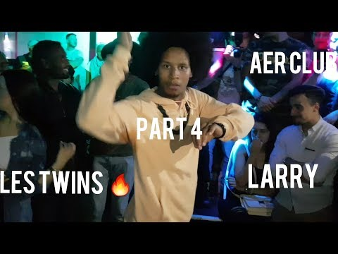 LES TWINS @ AER CLUB STUTTGART IN ALLEMAGNE 2017 PART 4
