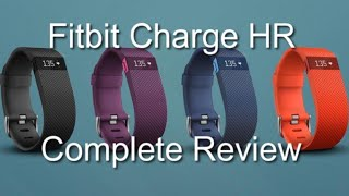 Fitbit Charge HR - Complete Review