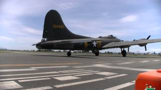Boeing B-17 Flying Fortress Memphis Belle