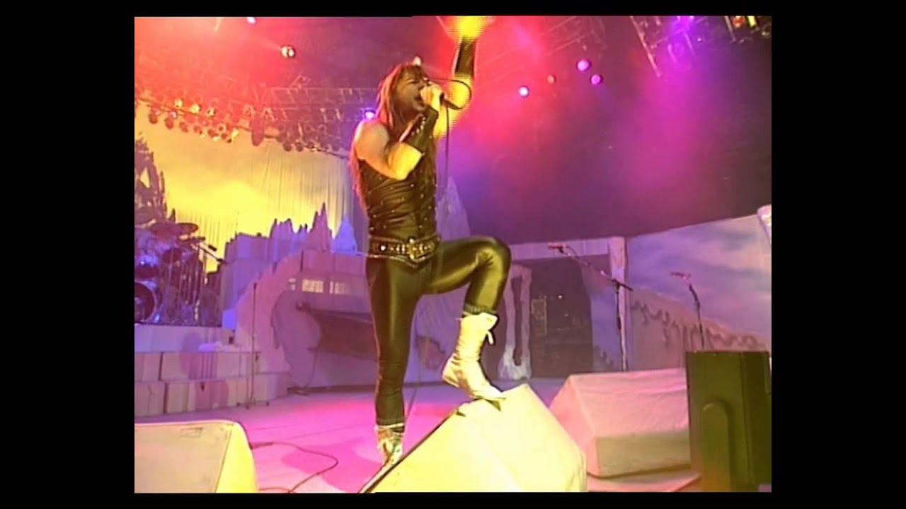 Download Iron Maiden - The Evil That Men Do (Live at the NEC 1988) HD