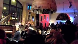 Sarah Neufeld II live Berlin Michelberger Hotel 6.1.2013