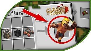 ♕ Minecraft: Clash of Clans Yapımı!! (Modsuz 1.8 ve 1.9)