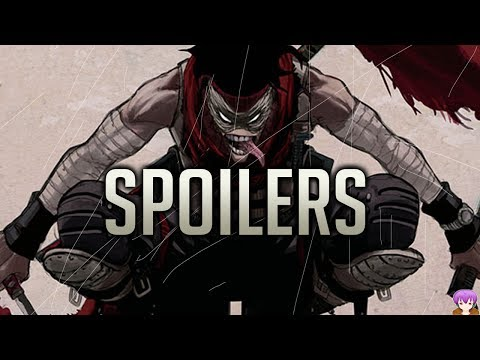 "Stain's Origin Story ""Major Spoilers"" - Boku no Hero Academia Illegals"