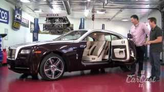 2015 Rolls-Royce Wraith - CarCast with Adam Carolla