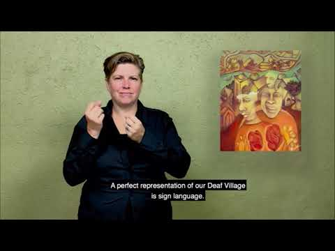 My Heart Is A Village - Explanation In ASL & English
