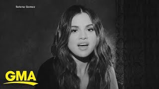 Selena Gomez speaks out about 'emotional abuse' with Justin Bieber l GMA