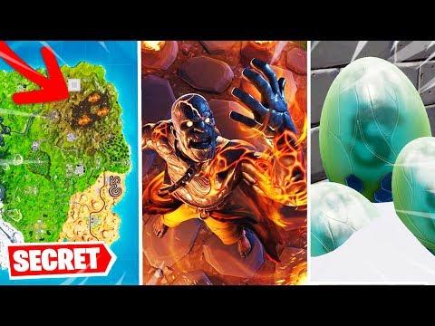 SECRET SAISON 7 : NOUVELLE MAP, TORNADE, TEMPÊTE DE FEU ... (EVENEMENT FINAL)