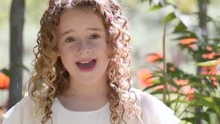Download My Heavenly Father Loves Me - Reese Oliveira (age 11) MP3 song and Music Video
