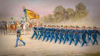 Austro-Hungarian Empire (1867–1918) Military March Kärntner Gebirgsschützenmarsch