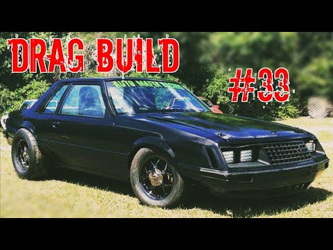 Auto-Mafia Drag Build (Part 33) Aluminum Dash Install!!! Bracket Racer Race Dash?!?