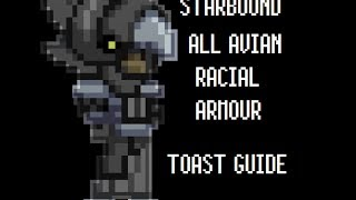 Starbound - All Avian Racial Armour