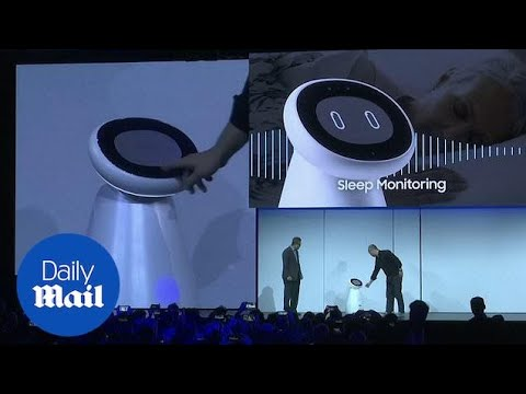 Samsung presents the new line of futuristic home technology