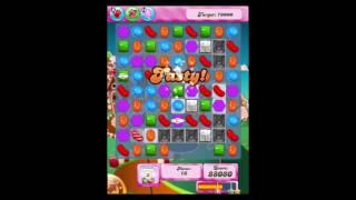 Candy Crush Saga Level 143 Walkthrough