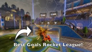 Best Goals Rocket League #3