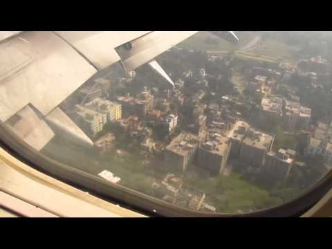 Mumbai airport to Kolkata airport by jet airways - Kolkata and Mumbai Air View