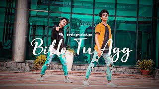 Billo tu agg song dance video | yoyo honeysingh | yash & Sushil | Direct by Vinay sharma