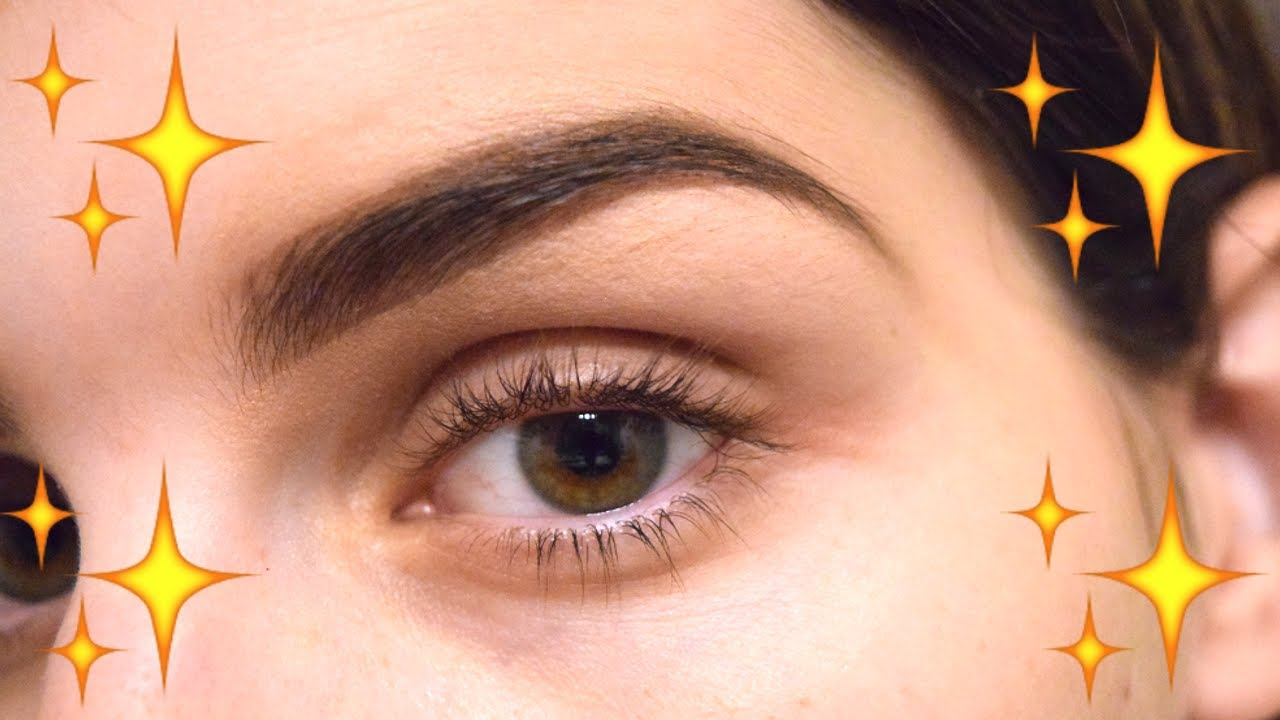 Easy Eyebrow Routine For Beginners | How to do Eyebrows ...