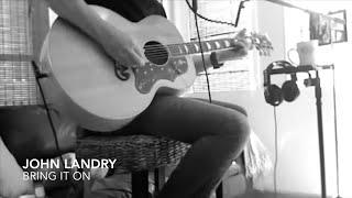 John Landry Studio - Bring It On (CD - Don't Look Back)
