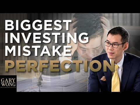BIGGEST Amateur Mistake In Real Estate Investing