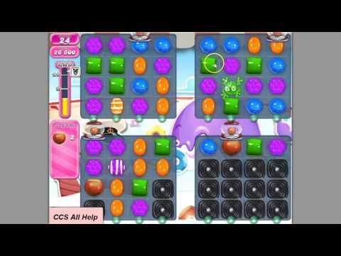 Candy Crush Saga Level 610 3* No boosters