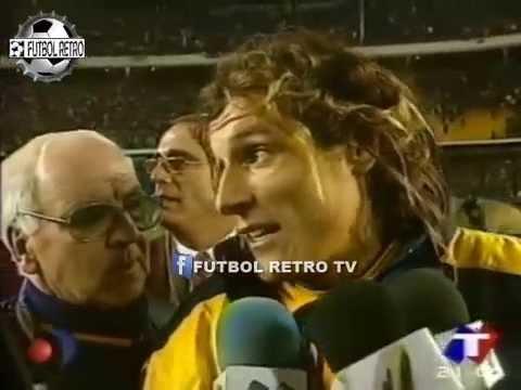 Boca 4 vs River 1 Apertura 1996 TN Deportivo Claudio Caniggia