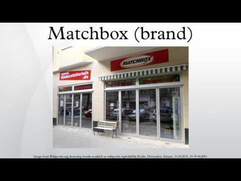 Matchbox (brand)