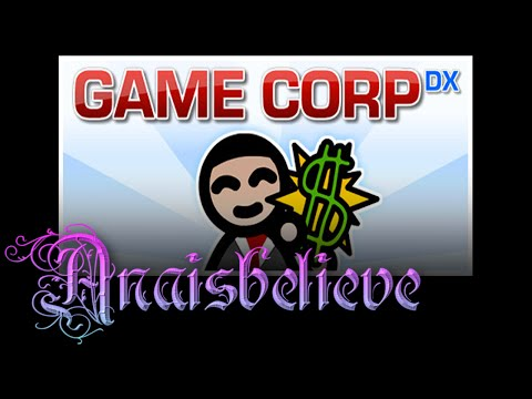 Game Corp DX #1: First Game |