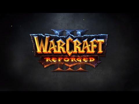 Warcraft III: Reforged - ФИЛЬМ ПЕРВЫЙ! (ИГРОФИЛЬМ)