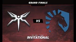 Mineski vs Liquid Game 2 - SL i-League S3 LAN Finals: Grand Finals - @Blitz @Capitalist