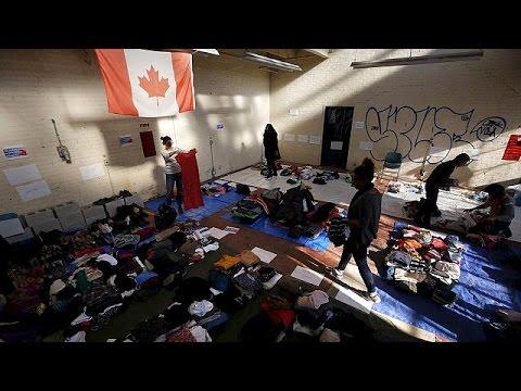 يورو نيوز: كندا تشرع في استقبال اللاجئين السوريين