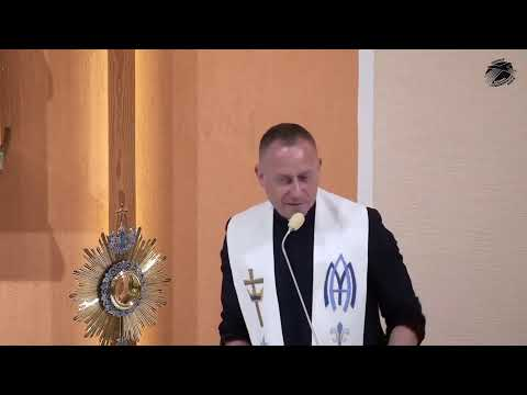 04 - o. Dominik Chmielewski SDB: Časovaná bomba - sexuálne hriechy, modloslužba; záchrana manželstva