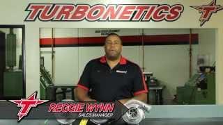 Turbonetics T3, T4, F1 75 Turbine Wheel