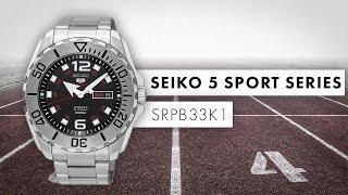 First Class Watches - Seiko 5 Sport Series Srpb33k1