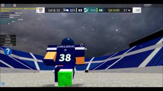 ROBLOX!!| Legendary FOOTBALL| Part 2!| BEST QB EVER!