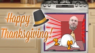 Happy Thanksgiving From TOT - Don't Be A Turkey!