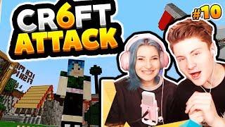 KATIS ERSTES MAL MINECRAFT | Craft Attack 6 #10 | Kati & Dner