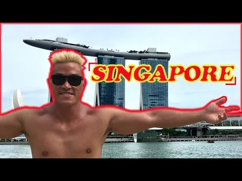 10 Things to Do in Singapore - Travel Vlog