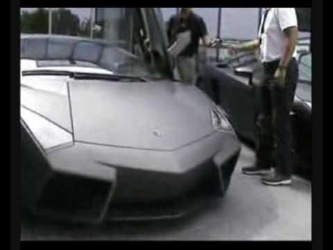 LAMBORGHINI REVENTON ( BATMAN CAR )