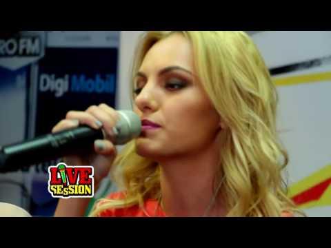 Alexandra Stan & INNA - We Wanna (live on radio ProFM)