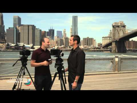 Canon EOS HD Video Tutorials: Using Filters