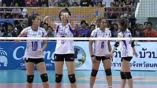 ไทย - จีน วอลเลย์บอลชิงเเชมป์เอเชีย 2013 set.5