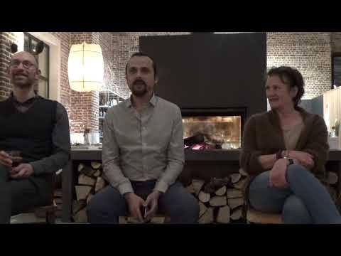 Vidéo de la conférence de Tristan Rechid à La Hulpe